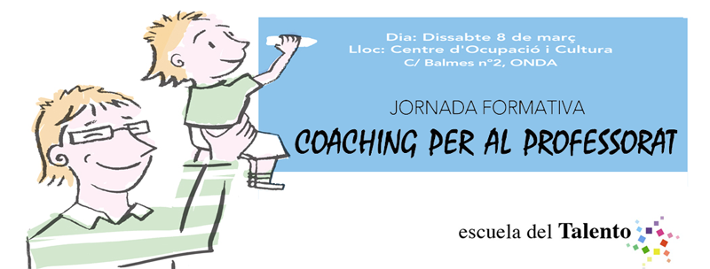 JORNADA: COACHING PARA PROFESORES